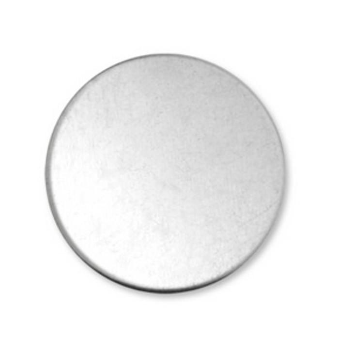"Alkeme Blank Circle 3.2cm (1 1/4"")"
