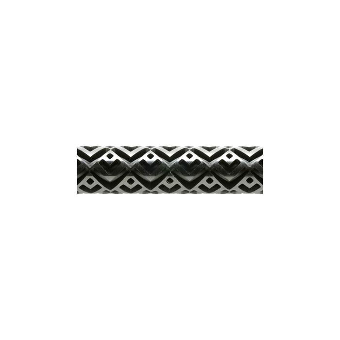 Acrylic Texture Roller - Tile Mosaic 5cm