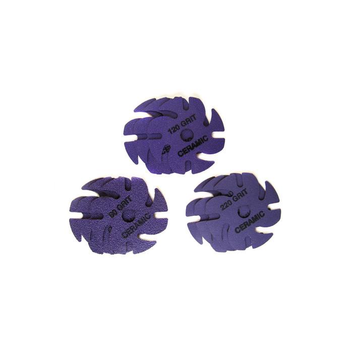 JoolTool Essentials: Ceramic 3M Ninja Abrasive Kit - 9 pk