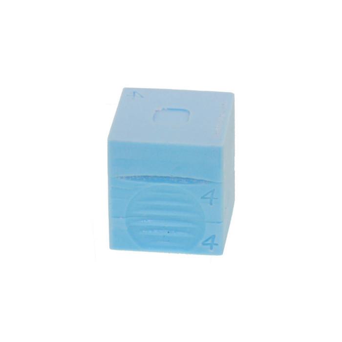 Bezel Builder - Square 4mm