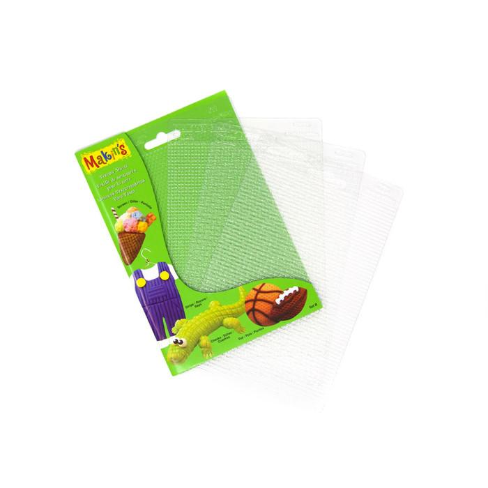 Makin's Clay Texture Sheets - Set B
