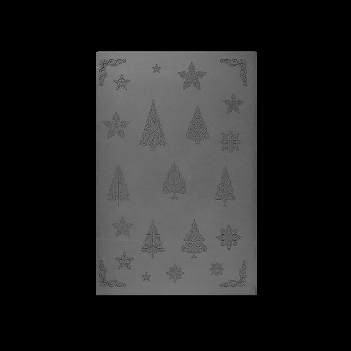 Jewellery Artist Elements Texture Sheet - Winter
