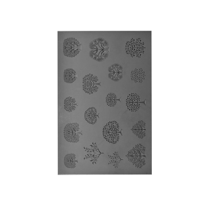 Jewellery Artist Elements Texture Sheet - Tree of Life Embossed