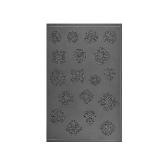 Jewellery Artist Elements Texture Sheet - Wild Rose Pendants & Links