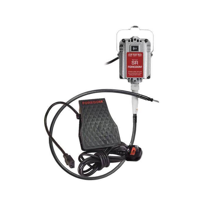 Foredom SR Pendant/Hang-up Motor with Flexshaft