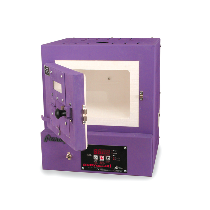 Paragon SC2 Programmable Kiln with Bead Door & Window - Purple