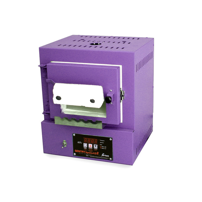 Paragon SC2 Programmable Kiln with Bead Door - Purple