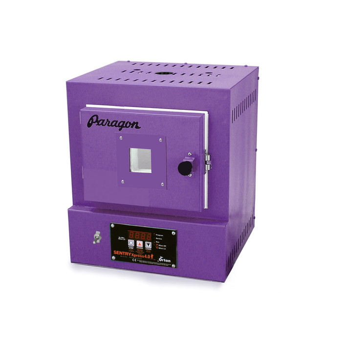 Paragon SC2 Programmable Kiln with Window - Purple