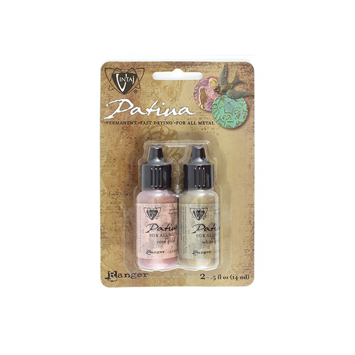 Vintaj Patina Kit - Cherished Adornment, 2pk