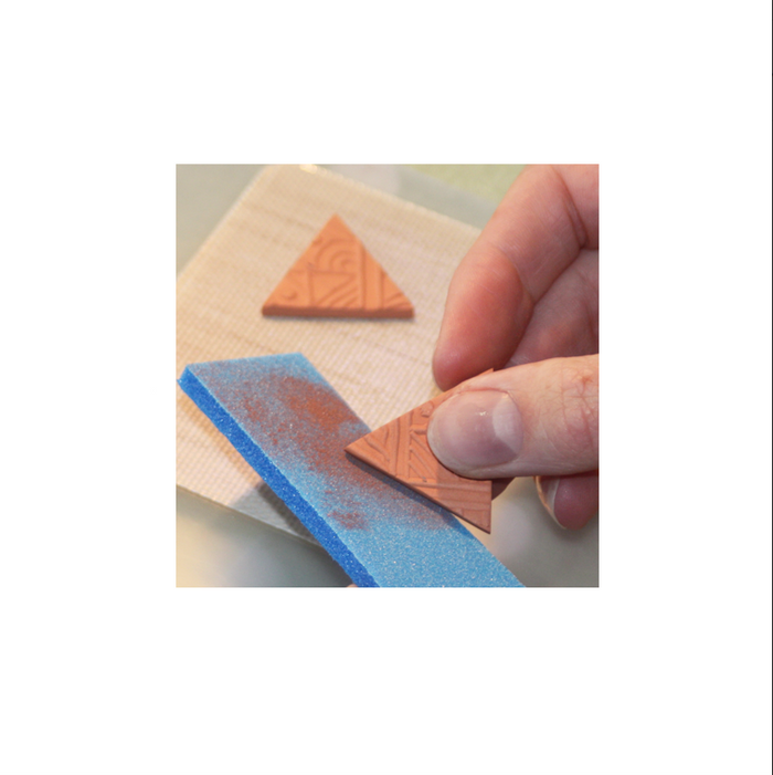 Have A Play With Copper Clay - Tuesday, 11 September 2018