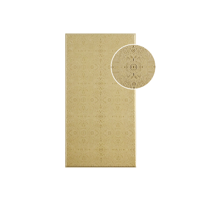 Easy Release Texture Tile - Polynesian Play