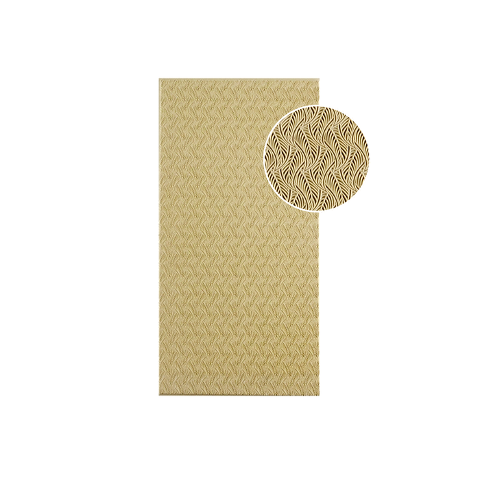 Easy Release Texture Tile - Dancing Leaves