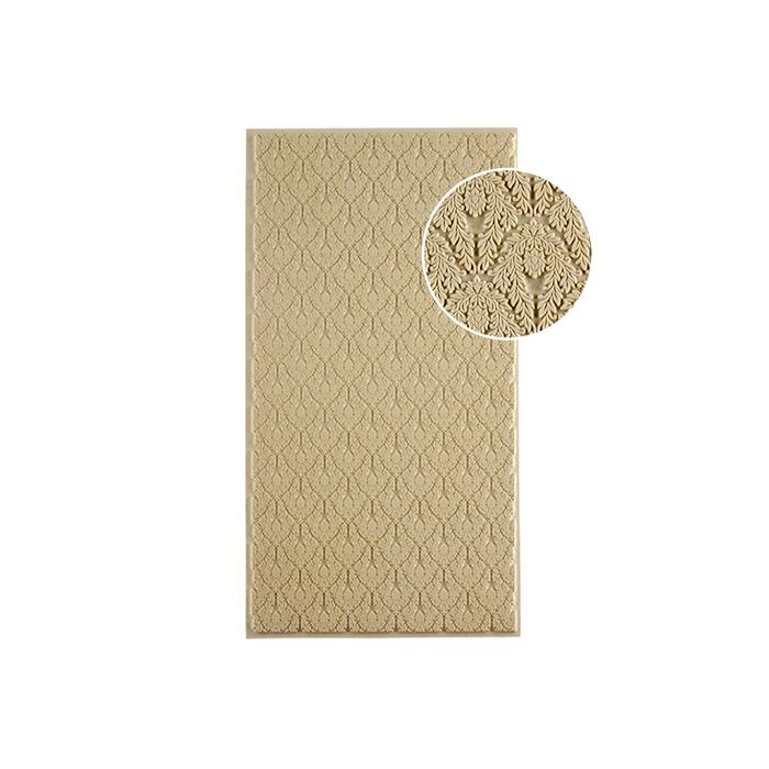 Easy Release Texture Tile - Blooming Lotus