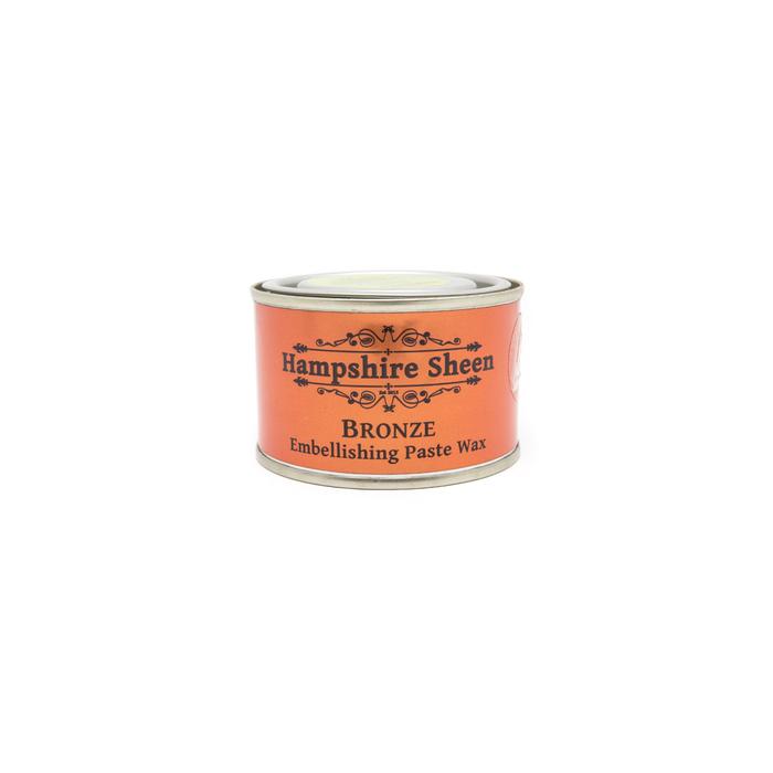 Hampshire Sheen - Bronze Wax