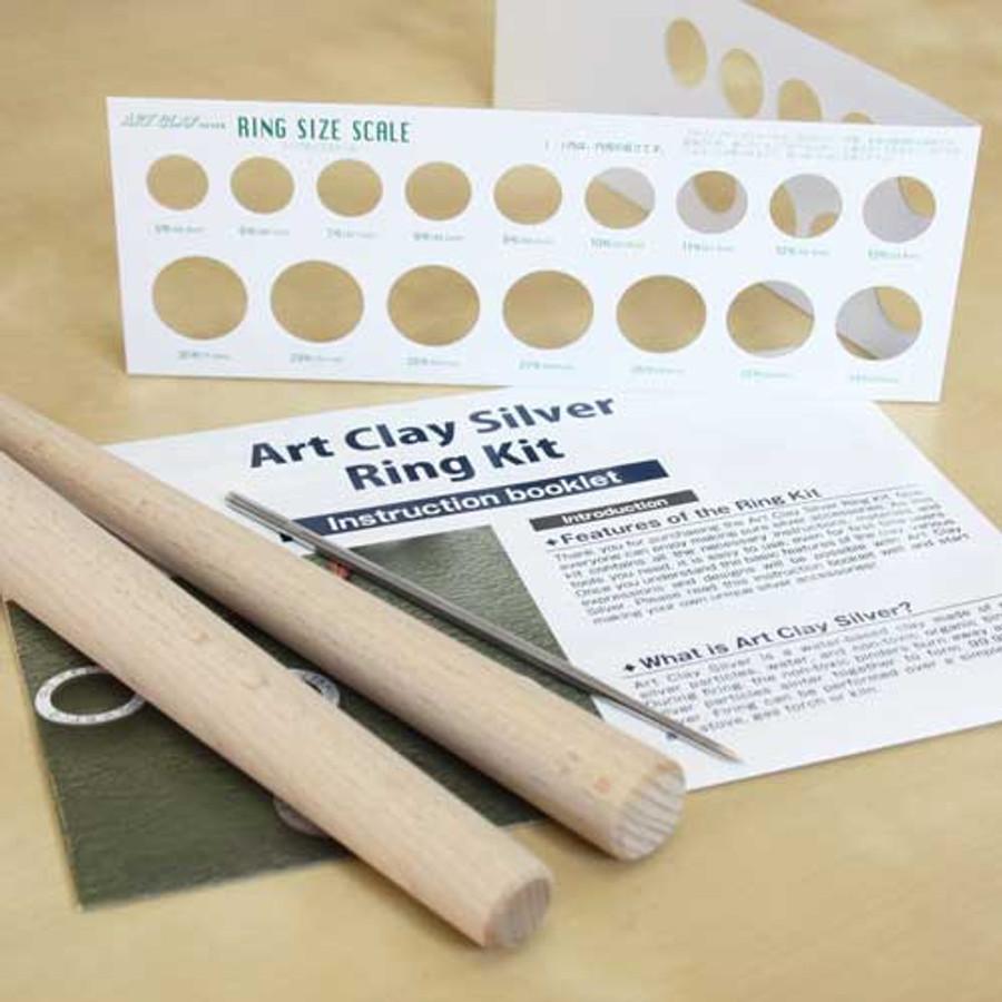 Art Clay Silver Ring Kit