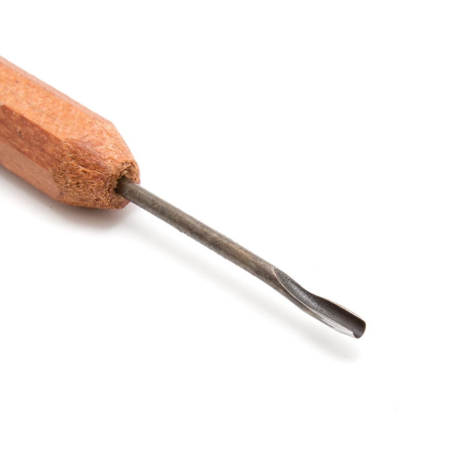 Dockyard Micro Carving Tool - 2mm Gouge