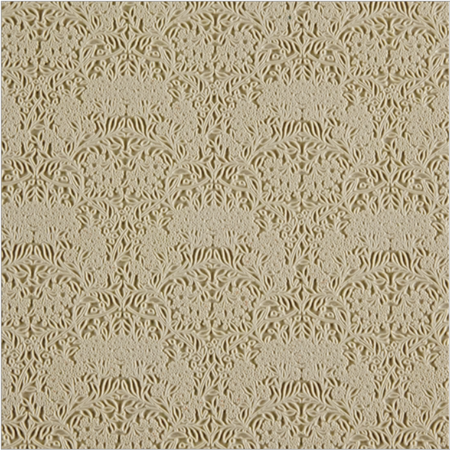 Easy Release Texture Tile - Queen Anne's Lace
