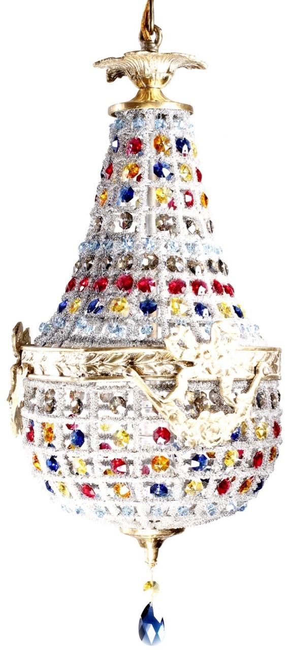 Bright colorful moroccan chandelier karencurtis bright colorful moroccan chandelier aloadofball Gallery