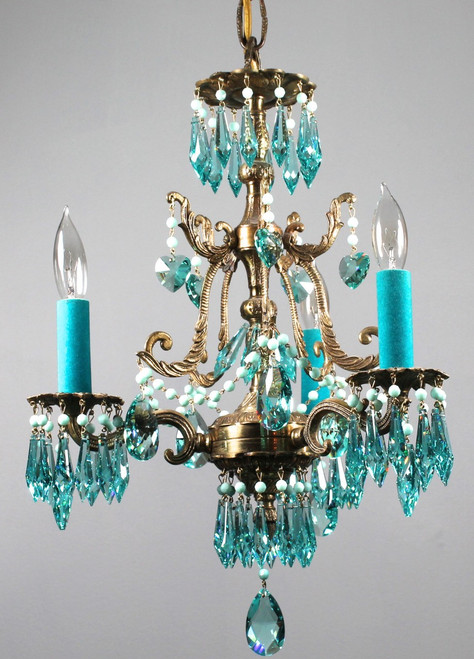 turquoise courant chandelier stone empire teal green nicole products with band interiors au