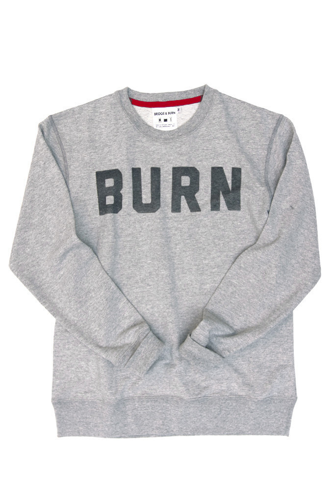 Columbiaknit BURN Crewneck Sweatshirt