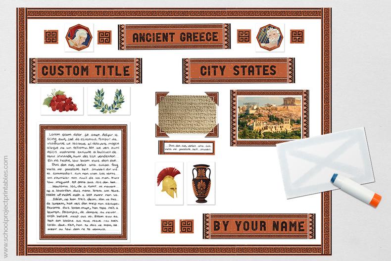 last steps in Ancient Greece tutorial.