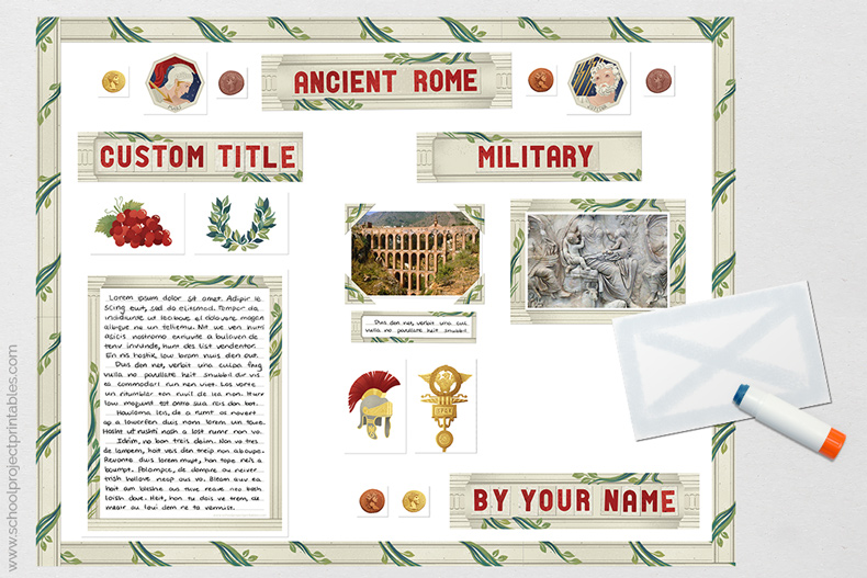 last steps in Ancient Rome tutorial.