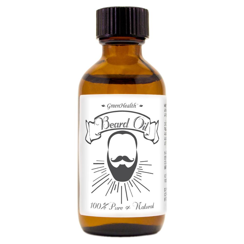 2 oz Beard Oil GreenHealth