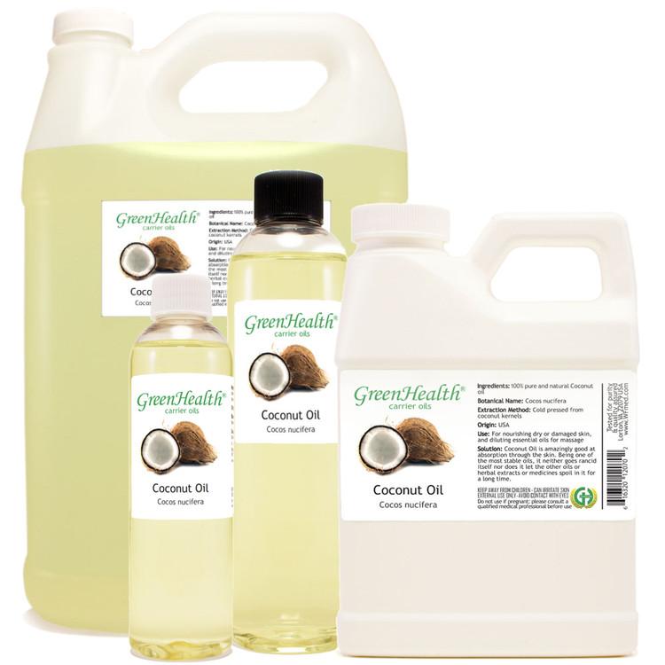 Coconut oil 1oz 2oz 4oz 8oz 16oz 32oz