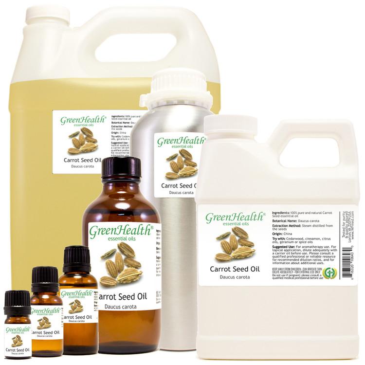 Carrot Seed Oil Daucus carota 5ml 10ml 15ml 30ml 2oz 4oz 8oz 16oz 32oz