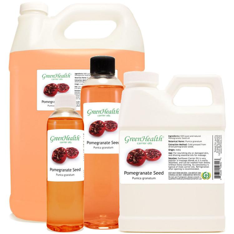 Pomegranate Seed Oil 1oz 2oz 4oz 8oz 16oz 32oz