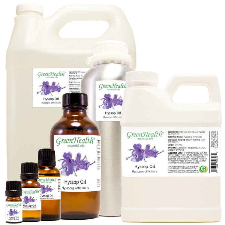 hyssop oil hyssopus officinalis 5ml 10ml 15ml 1oz 2oz 4oz 8oz 16oz 32oz