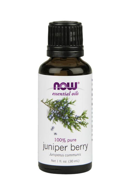Now Foods Juniper Berry 1oz 100% pure essential oil