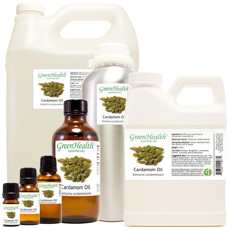 cardamom oil elettaria cardmomum