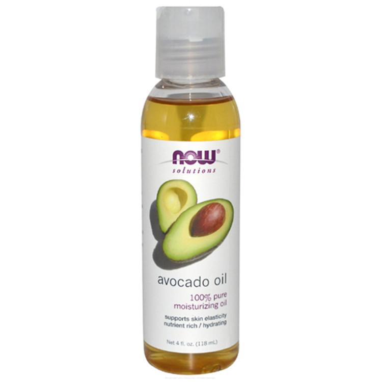 NOW Foods - Avocado Oil (Edible), 4 oz