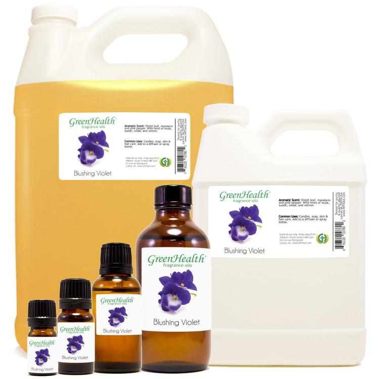 Blushing Violet Fragrance Oil 10ml 1oz 2oz 4oz 8oz 16oz 32oz