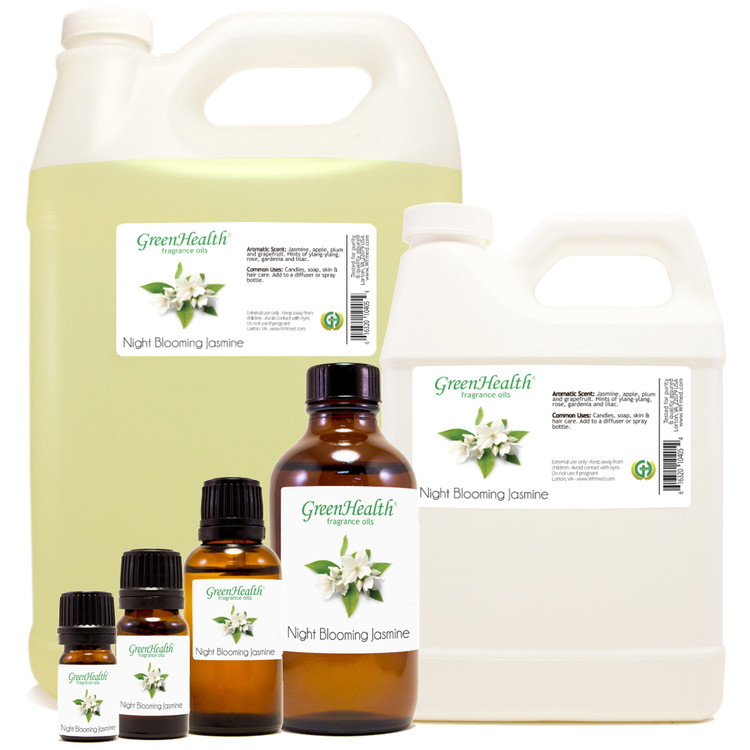 Night Blooming Jasmine Fragrance Oil 10ml 1oz 2oz 4oz 8oz 16oz 32oz