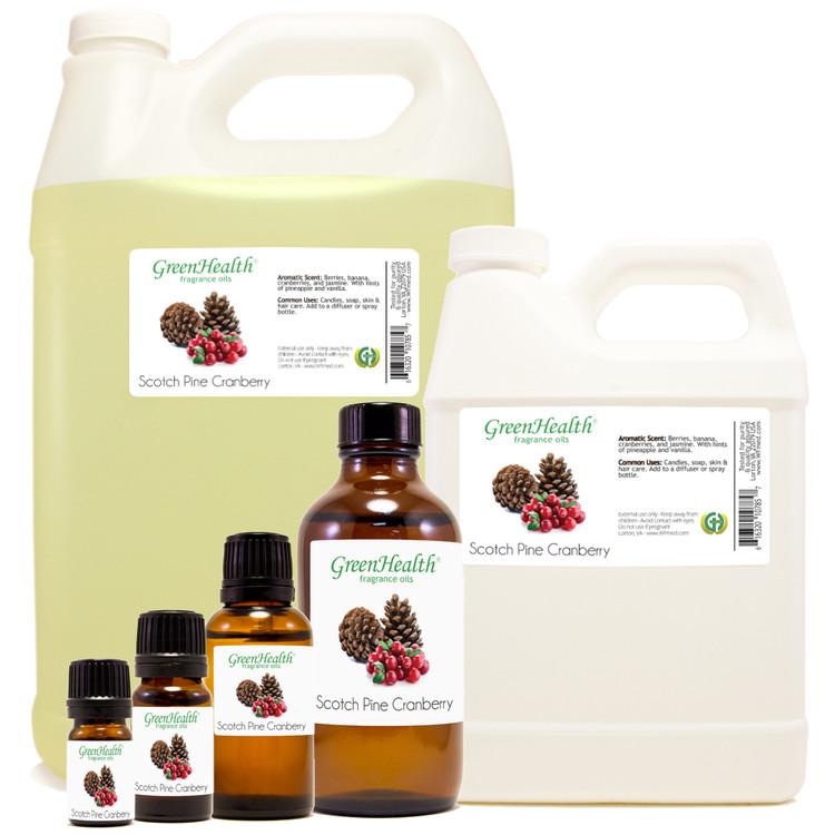 scotch pine cranberry fragrance oil 10ml 1oz 2oz 4oz 8oz 16oz 32oz