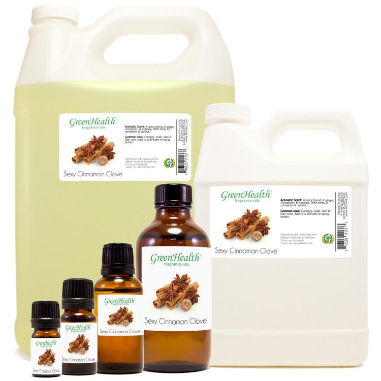 Sexy Cinnamon Clove Fragrance Oil 10ml 1oz 2oz 4oz 8oz 16oz 32oz