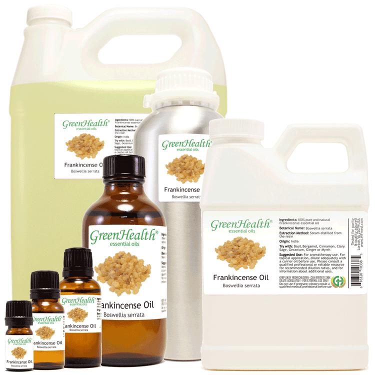 frankincense oil boswellia serrata