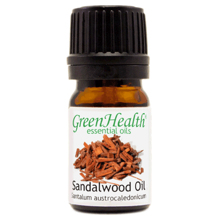 Sandalwood essential Oil, santalum austrocaledonicum, 5ml