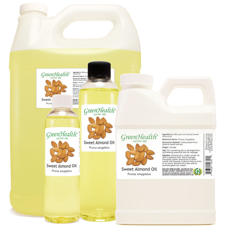 Almond Oil 2oz 4oz 8oz 16oz 32oz