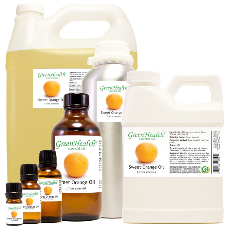 sweet orange oil citrus sinensis 5ml 10ml 15ml 1oz 2oz 4oz 8oz 16oz 32oz