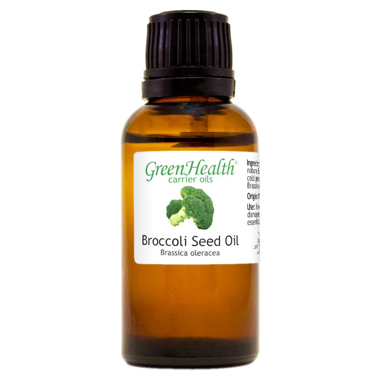 Broccoli Seed Carrier Oil