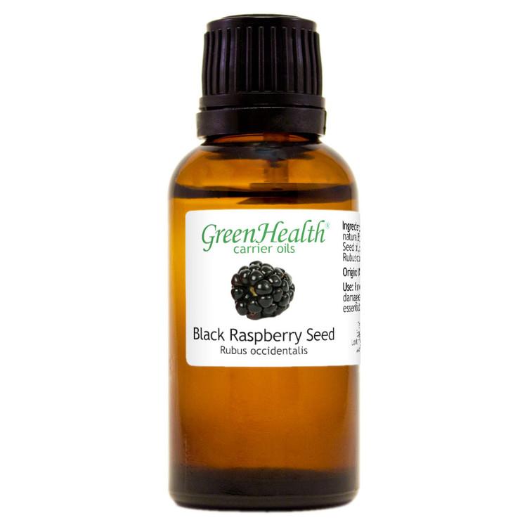 Black Raspberry Seed Carrier Oil