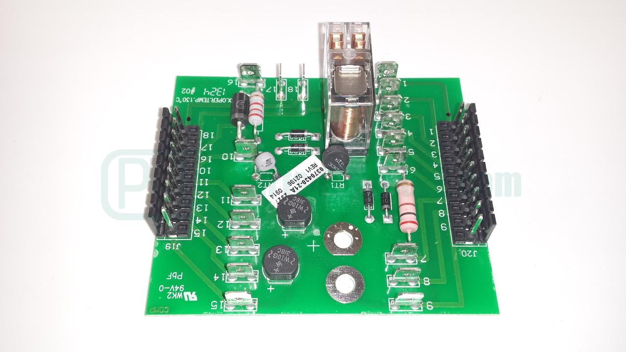 F370430 1p Door Lock Board 110 120v Parts4laundry Com