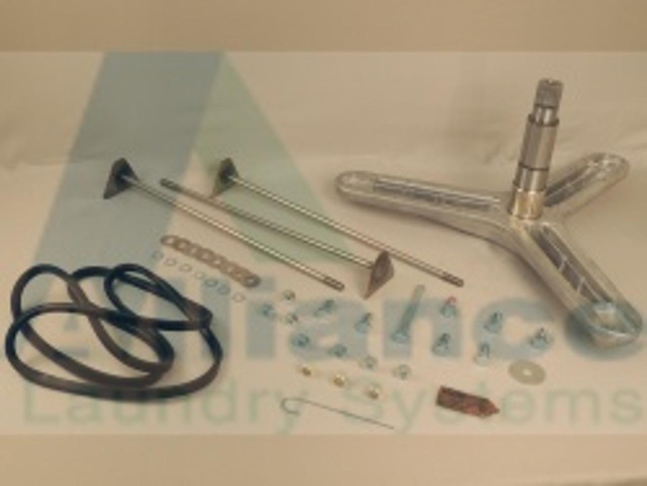 800749p Trunnion Shaft Hardware Kit Parts4laundry Com