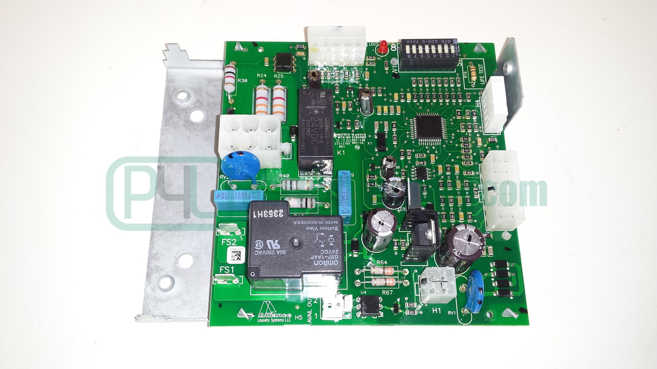513139p Control Board Coin Slide Dryer Parts4laundry Com