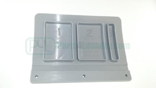 F200270500 gray soap tray lid aftermarket parts4laundry f200270500 gray soap tray lid aftermarket ccuart Images