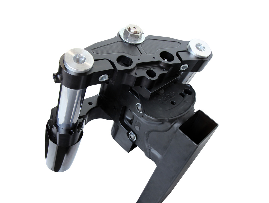 """B26/14 Bolt On Neck and Trees, to fit 26"""" wheel on 2014 up HD Touring"""