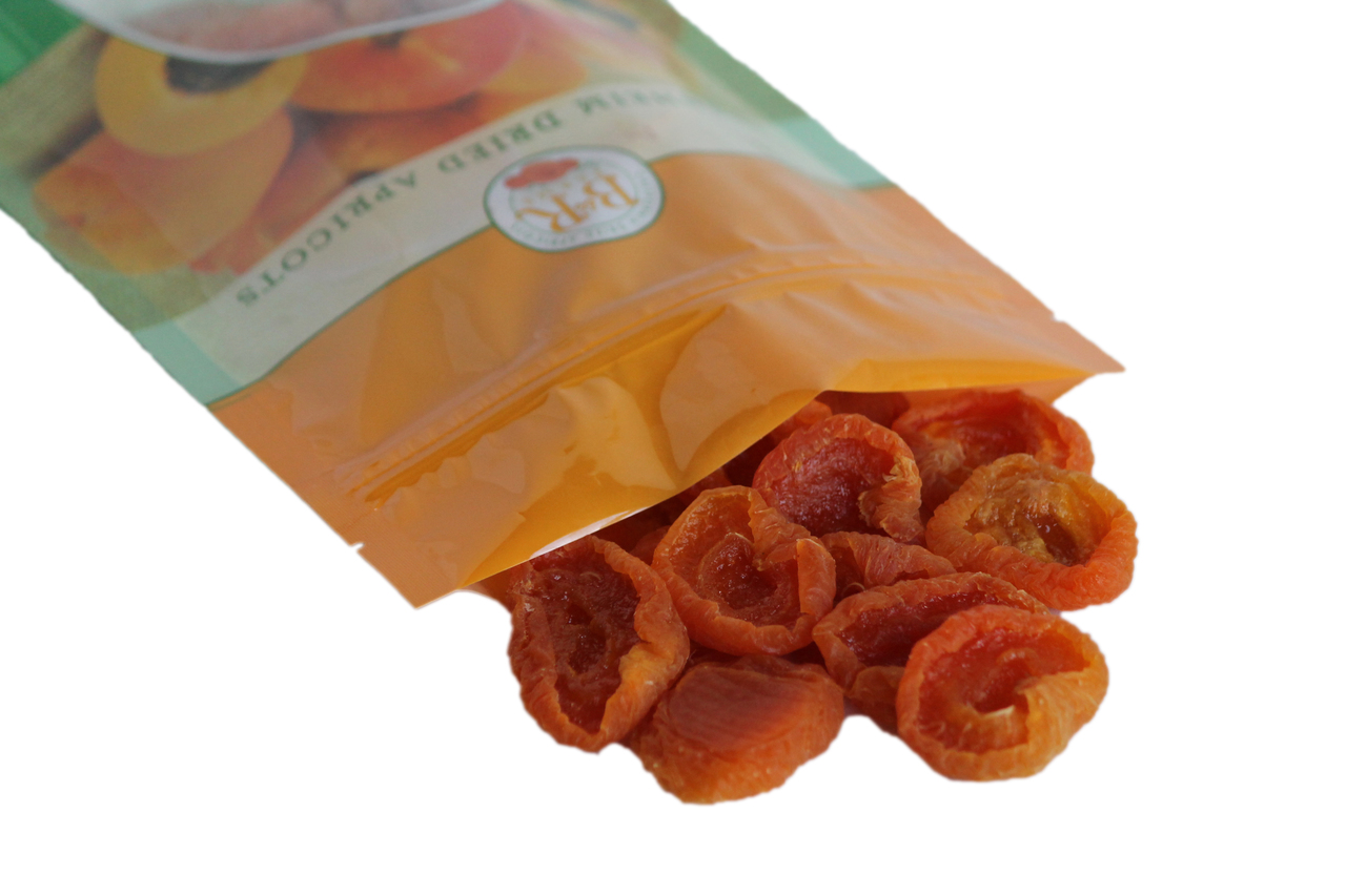 Fancy Dried Apricots